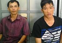 Hai kẻ 'ăn bay' bị bắt quả tang