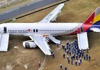 81 người trên máy bay Hàn Quốc thoát chết