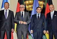 Tiếp tục rút vũ khí khỏi miền Đông Ukraine