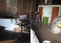 Khó dời kho phế liệu dễ cháy ở Đồng Nai