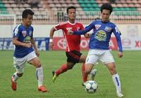 Vòng 10 V-League: Tranh nhau rớt hạng