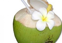 Bốn lợi ích bất ngờ của nước dừa