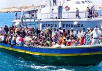 Châu Âu sôi sục vì bi kịch đắm tàu
