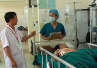 Cứu sống nạn nhân vỡ tim, gan, phổi
