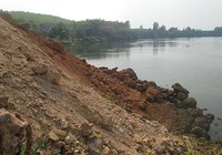 Đồng Nai: Lại thêm một vụ lấn sông