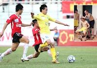 V-League sau vòng 10: Hà Nội T&T lâm nguy