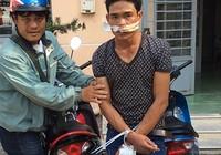 'Hiệp sĩ' vây bắt trộm xe máy