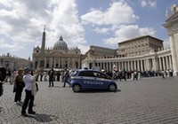 Khủng bố châu Á âm mưu đánh bom tòa thánh Vatican