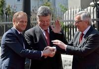 EU không đưa lực lượng gìn giữ hòa bình đến Ukraine