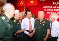 Họp mặt nhân chứng tham gia Chiến dịch Hồ Chí Minh