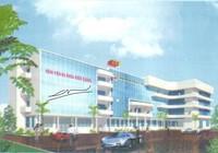 Xây dựng BV Đa khoa Kiên Giang quy mô trên 1.000 giường