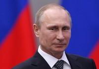 Ukraine cấm vận Tổng thống Nga Putin