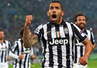 Juventus - Real Madrid (2-1): Dấu ấn Tevez