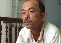 Ông Trương Bá Nhàn yêu cầu sớm được bồi thường oan