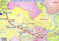 Di dời gần 800 hộ dân để xây metro số 2
