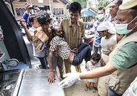Indonesia và Malaysia cứu 2.000 người tị nạn