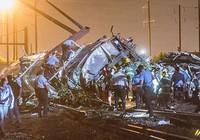 Tai nạn tàu hỏa nghiêm trọng ở Philadelphia