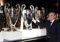 Real Madrid lại chơi xếp hình