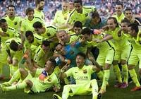 La Liga: Cúp về Nou Camp!