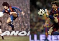 Số 10 thiên tài của Barcelona