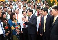 Chủ tịch nước gặp mặt các điển hình tiên tiến ngành dầu khí