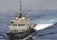 Tàu Mỹ tránh va chạm tàu Trung Quốc trên biển Đông