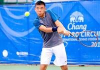 Tay vợt Lý Hoàng Nam bỏ SEA Games, chọn đấu trường trẻ thế giới
