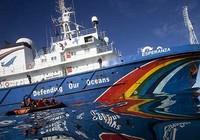 Tàu cá Trung Quốc đánh bắt trái phép ở Tây Phi
