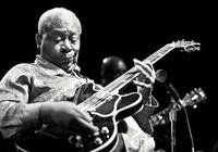 B.B. King: 'Ông vua khổng lồ' của nhạc blues