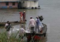 Tìm thấy thi thể hai mẹ con trong tai nạn trên sông Hậu
