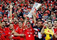 Chung kết Europa League: Sevilla lập kỷ lục