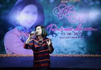 Họa Mi trở lại sân khấu ở tuổi 60
