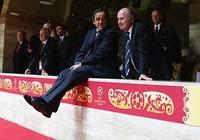Cả châu Âu gây sức ép lên chủ tịch FIFA
