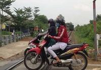 Hiểm họa tai nạn đường ngang