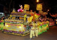 Đại lễ Phật đản: Cầu quốc thái dân an
