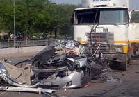 Vụ tai nạn làm 5 người chết: Tài xế khai bị bất ngờ