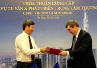 Vingroup – CBRE: Hợp tác tư vấn và tiếp thị Vincom Landmark 81