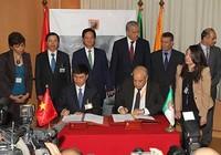 Thủ tướng Việt Nam và Algeria dự lễ ký thỏa thuận hợp tác dầu khí