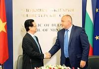 Việt Nam - Bulgaria chia sẻ quan điểm về biển Đông
