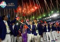 SEA Games 28 chính thức khai mạc: Ngọn lửa Sea Games