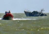 Lực lượng ly khai đánh chìm tàu tuần tra Ukraine?