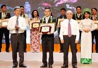 FCV nhận giải thưởng của Bộ TN&MT