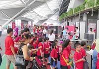 Nhật ký SEA Games: Vé giả và chuyện 'lạ' ở Singapore