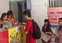 Hàng ngàn thí sinh nhận giấy báo thi
