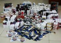 Thu hồi 56 sản phẩm mỹ phẩm không đủ tiêu chuẩn