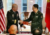 Trung Quốc đề nghị Mỹ tập trận chung