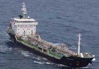 Bám đuổi hải tặc trên tàu chở dầu Malaysia