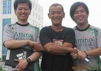 Giám đốc Amitie-SC TP.HCM Kitaguchi: '2020 sẽ lên chơi V-League!'