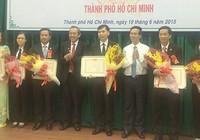 TP.HCM: Vinh danh sáu thẩm phán giỏi