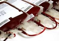 Máu cung cấp cho người bệnh đang thiếu ở mức báo động